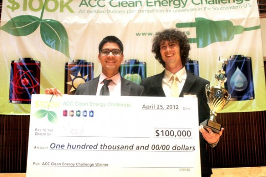 'Like' UCF Student Company – Help It Win National Clean Energy Contest