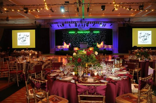 Grand Tour Gala WOWs the Special Event Industry