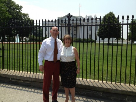 Partners Visit White House, Laud Electronic Health Records