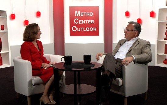 New Episodes of 'Metro Center Outlook' Start Wednesday