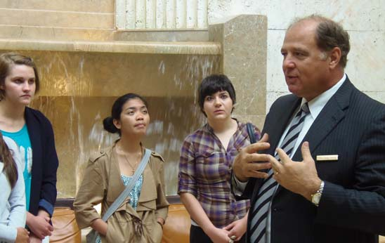 Hospitality Students to Job Shadow Industry Leaders