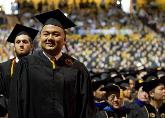 UCF to Hold Commencement Ceremonies Saturday, Aug. 4