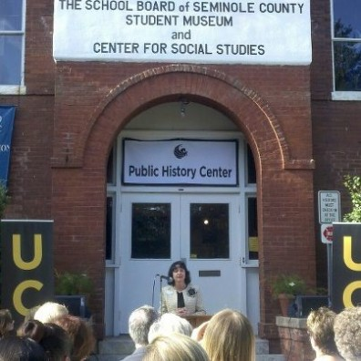 UCF's Public History Center Opens in Sanford