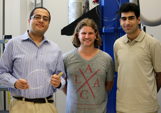 UCF Nanoparticle Discovery Opens Door for Pharmaceuticals