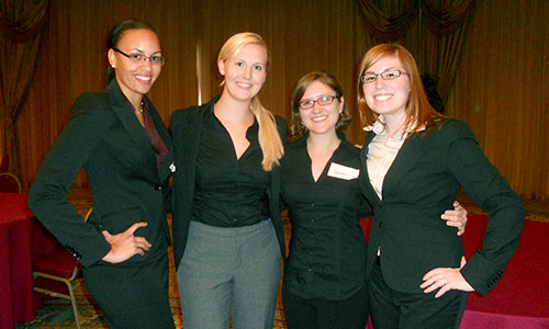 Student Team Advances to National Human Resources Competition