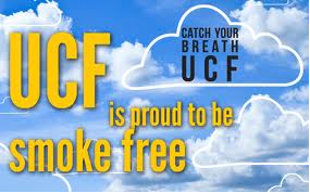 UCF Joins Hundreds of Other Smoke-Free Campuses