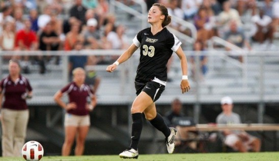 Women's Soccer: Top Scorers Return