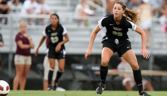Women's Soccer: Martin Earns Player of the Week Honors