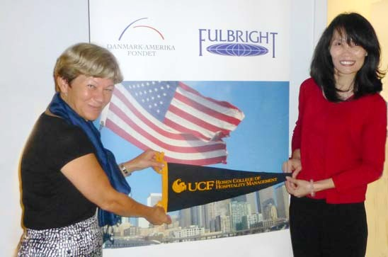 Dr. Chen Receives Fulbright Scholar Award