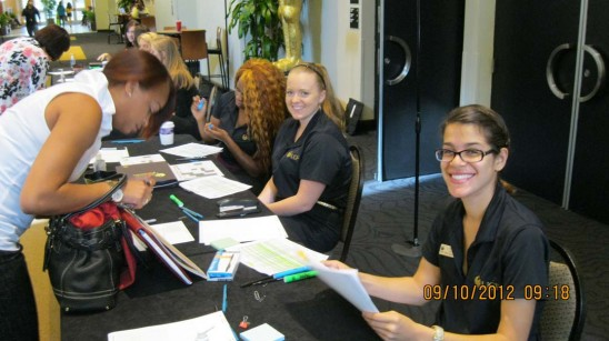 Local College Advisors Attend Transfer Workshop at UCF