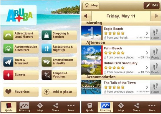 Rosen College Researchers Help Create Travel App for Aruba Tourism