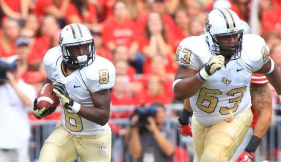 Football: Knights Fall to Buckeyes