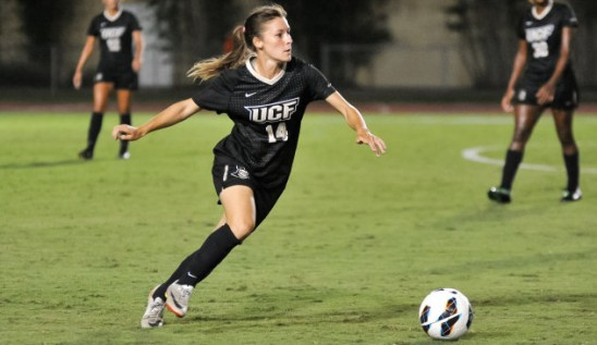 Women's Soccer: Black & Gold Beat Big Green