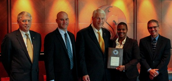 UCF Receives Highest Honor for Protecting National Security Information
