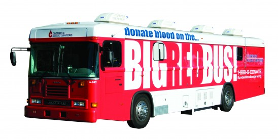 Give Blood, Earn Free Movie Ticket