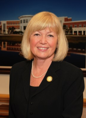UCF Nursing's Founding Dean Inducted into American Academy of Nursing