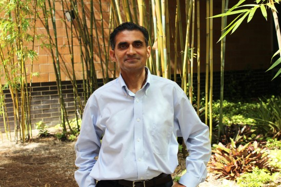 Engineering Professor Selected for National Symposium