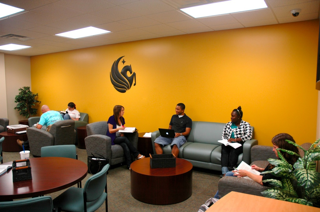 A Space For Graduate Students To Call Home