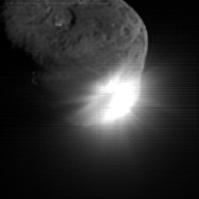 Whizzing Asteroid Turns Rocket Scientists' Heads