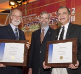 UCF Professor Awarded R.W. Wood Prize for Optics