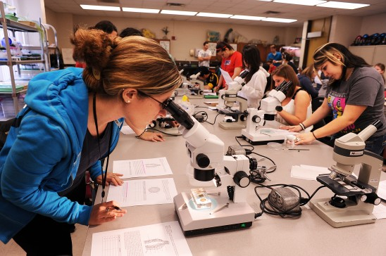 NSF Awards UCF $1.8 Million to Recruit Freshmen into STEM Majors