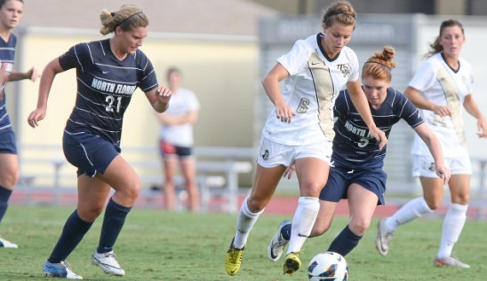 Women's Soccer Blanks Third Straight Opponent