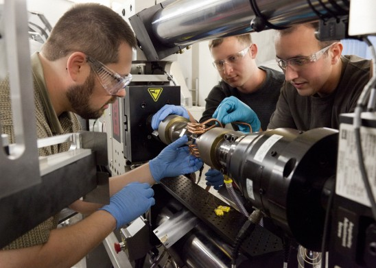 Materials Science Gets New Home at UCF