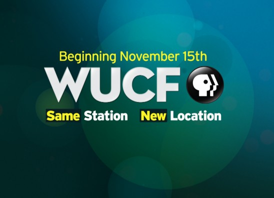 Same Station, New Location: WUCF TV Changes Channels Nov. 15