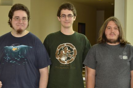 Computer Programming Teams Sweep Regional Contest