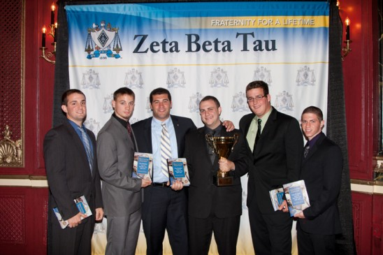 UCF Zeta Beta Tau Wins National Award