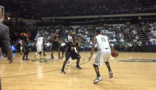 Basketball Season Opener: UCF 74, USF 56