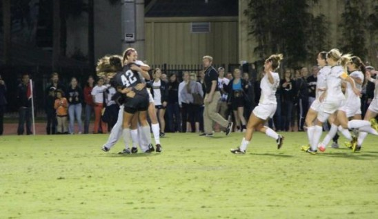 Women's Soccer: Advance to Face Gators