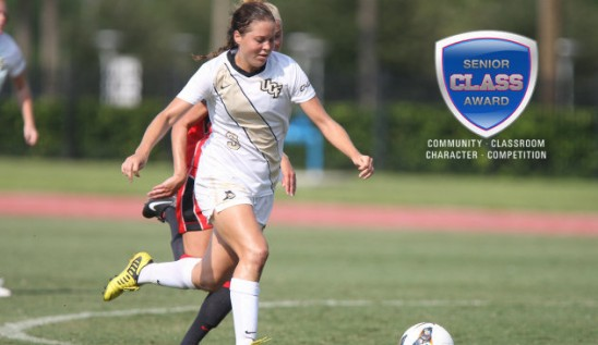 Women's Soccer: A UCF First