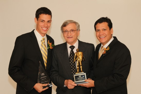 Rosen Alumni Honored at Black & Gold Gala
