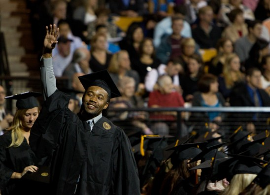 UCF to Hold Commencement Ceremonies Dec. 14-15
