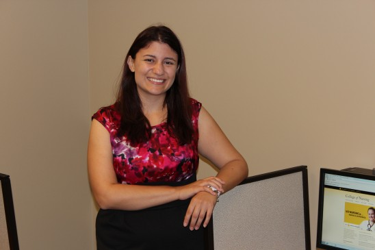 Nursing student chosen for NCUR 2013