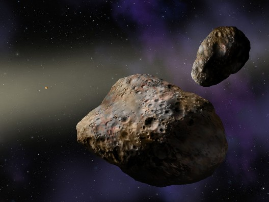 UCF Invites Public to Watch Asteroid Buzz By Earth Friday