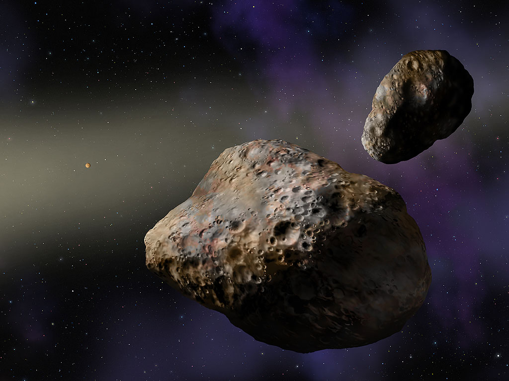 Asteroid Encounter at UCF Set for Feb. 15 - University of ...