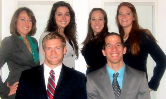 Marketing Majors Preparing for National Sales Competition