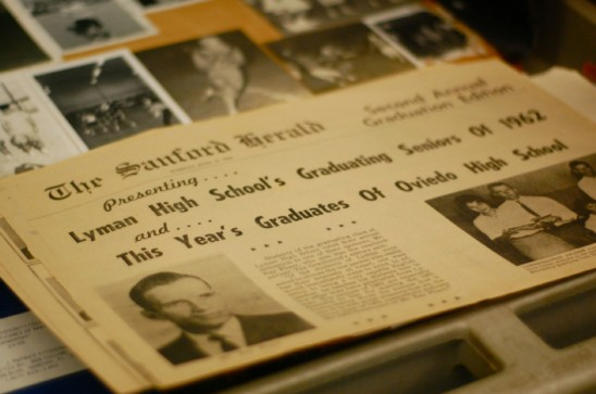 History Harvest to Digitize School Artifacts