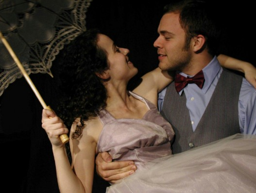 Theatre UCF's 'Eurydice' Offers Contemporary View on Greek Mythology