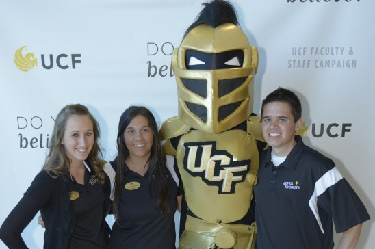 Faculty and Staff Believe in UCF