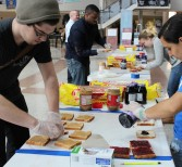 UCF Engineers Make 327 Sandwiches for Homeless