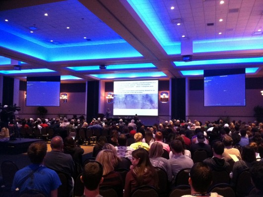 Closest-Ever Asteroid Flyby Thrills Large UCF Crowd
