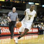 Basketball: UCF Moves Into Second-place Tie