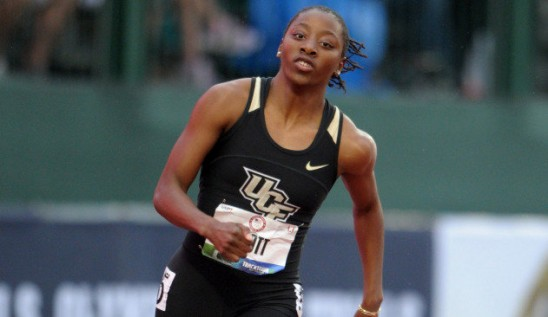 Track: Scott Breaks UCF 200M Record