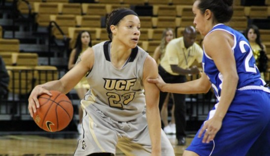 Women's Basketball: UCF Upsets No. 1 Seed