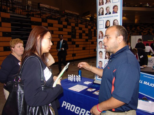 Career Expo Exceeds Expectations