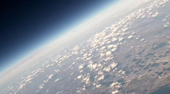College Students Launch Space Balloon, See it on YouTube