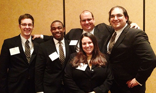 Beta Alpha Psi Reaches National Stage